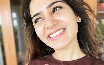 Samantha Akkineni Drops Blissful Pics With A Million-Dollar Smile On Her Face; Flaunts Her Radiant Makeup-Free Skin