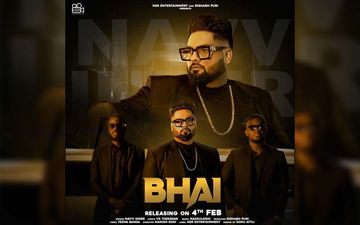Navv Inder's new groovy track 'Bhai' Exclusive on 9X Tashan