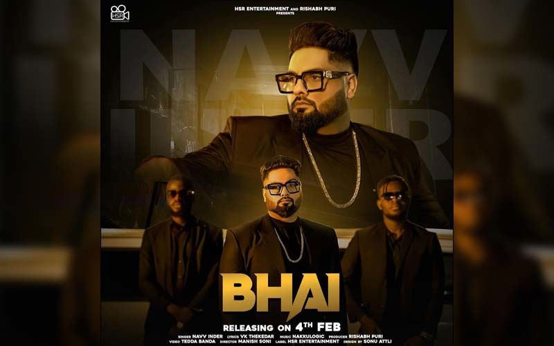 Navv Inder's new groovy track 'Bhai' Exclusive on 9X Tashan