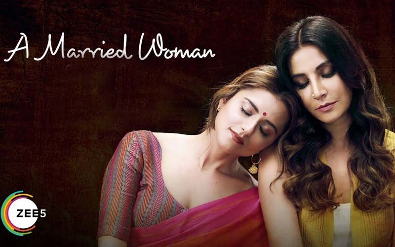 The Married Woman: Ridhi Dogra And Monica Dogra Had THIS Request Of Their Director Before Shooting Their Passionate KISSING Scene