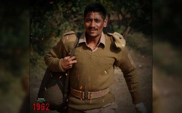 1962: The War In The Hills Features Akash Thosar In The Role Of A Army Man