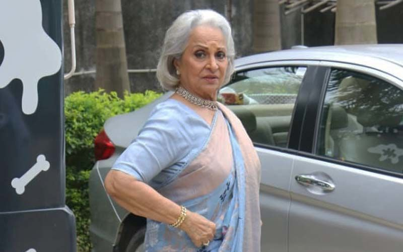 Waheeda Rehman's 5 Roles That Saw Her Move Out Of Her Comfort Zone