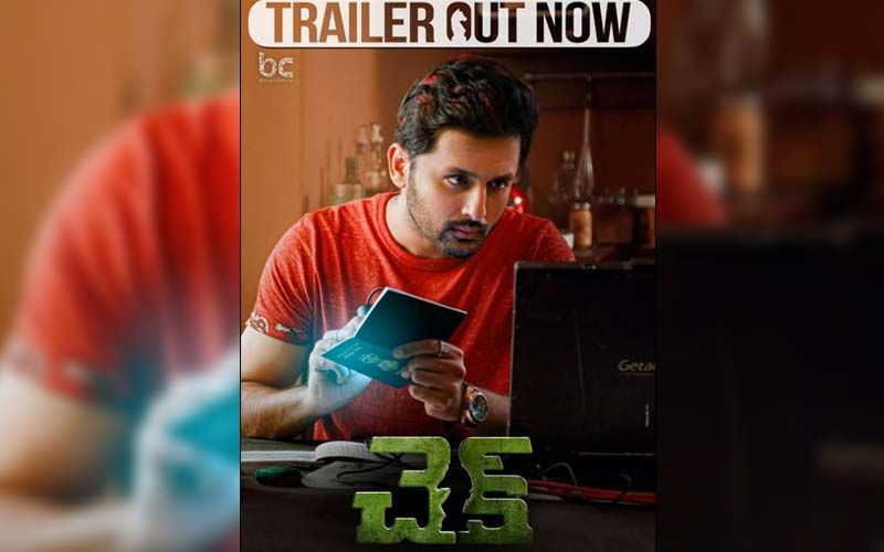 Check Movie Trailer: Nithiin And Rakul Preet Singh Starrer Thriller Drama Promises Twists And Turns Like Never Before