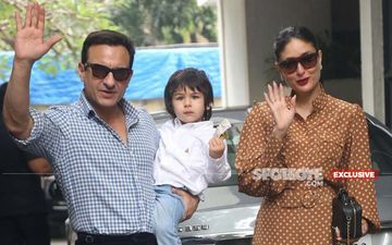 Saif  Ali Khan And Kareena Kapoor Khan To Move Into Their New Home? Not Yet; There Is Delay On THIS Account - EXCLUSIVE
