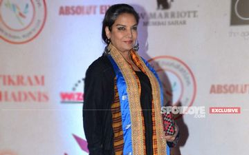 Shabana Azmi To Play New York Based Chef In Vikas Khanna's Next Directorial - EXCLUSIVE