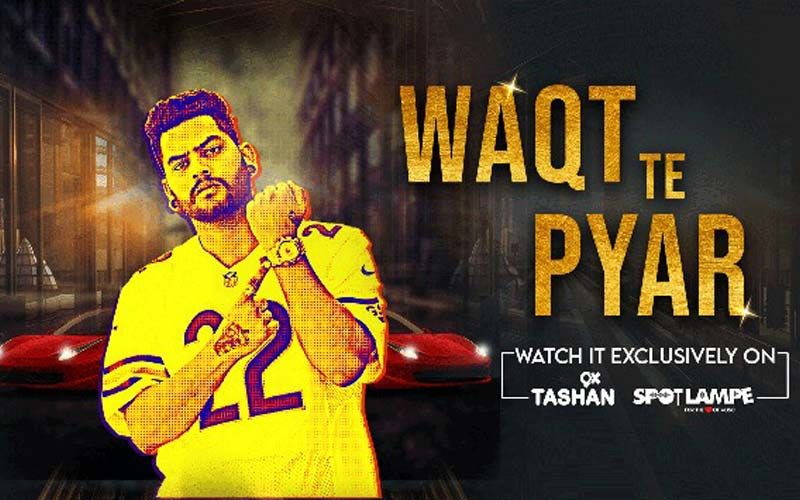 SpotlampE Song WAQT TE PYAR Out: Talented Singer Rythm Mansa Captures The Everyday Struggle And Hardship Of Life So Beautifully