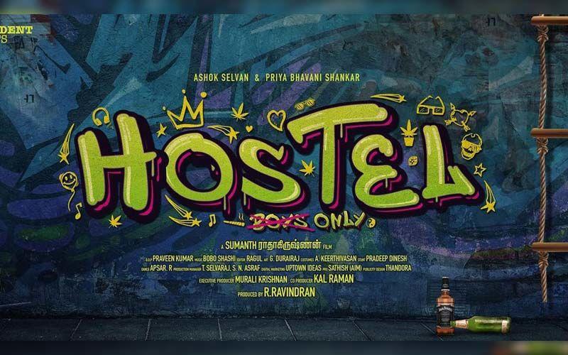 Hostel: Ashok Selvan And Priya Bhavani Shankar To Star In This Tamil College Drama