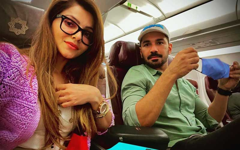 Marjaneya: Rubina Dilaik And Abhinav Shukla's Music Video To Release On THIS Date; Bigg Boss 14 Winner 'Can't Keep Calm'
