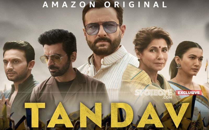 Tandav: Season 2 Of Amazon Prime Video Series Starring Saif Ali Khan Gets Axed- Details Inside