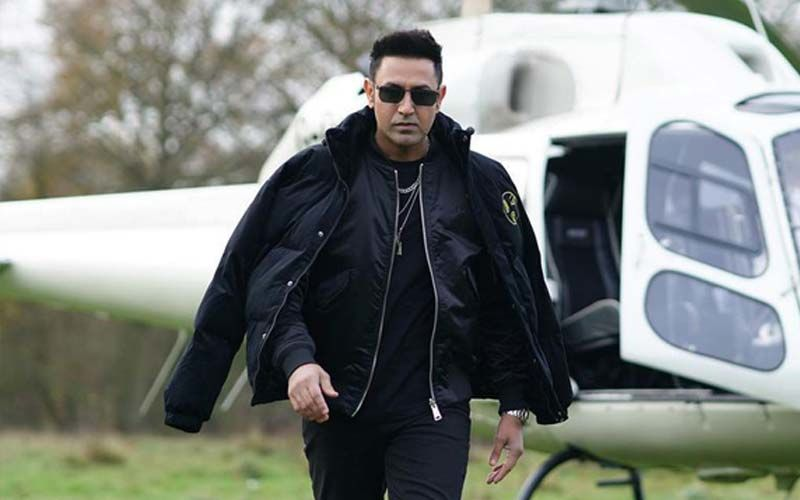 Gippy Grewal's Latest Instagram Post Comes Straight From The Sets Of 'Paani Ch Madhaani'; Check It Out