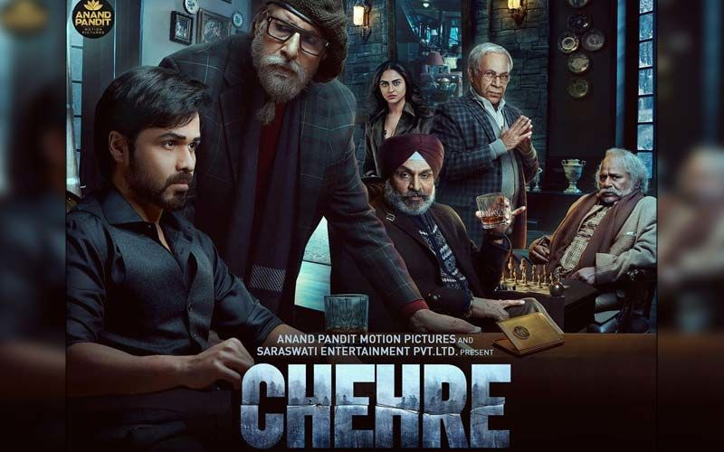 Chehre Trailer Review: Amitabh Bachchan-Emraan Hashmi Starrer Looks To Be Intriguing, And It Has Rhea Chakraborty In It