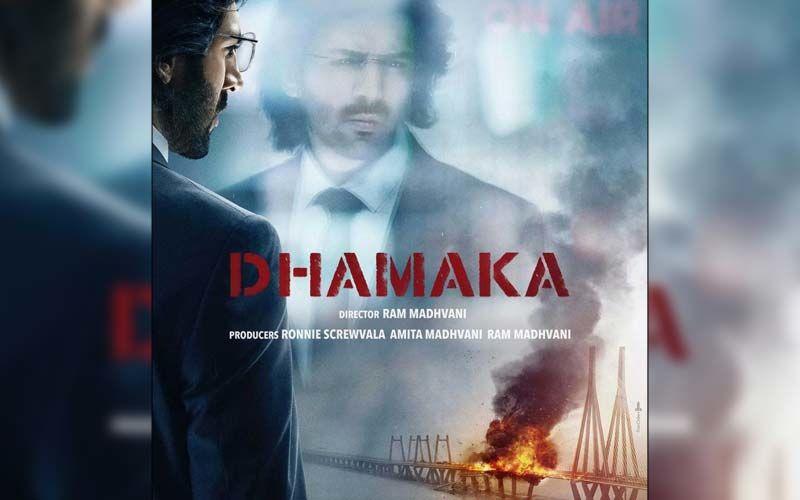 Dhamaka Teaser: Arjun Pathak AKA Kartik Aaryan Has Us Hooked