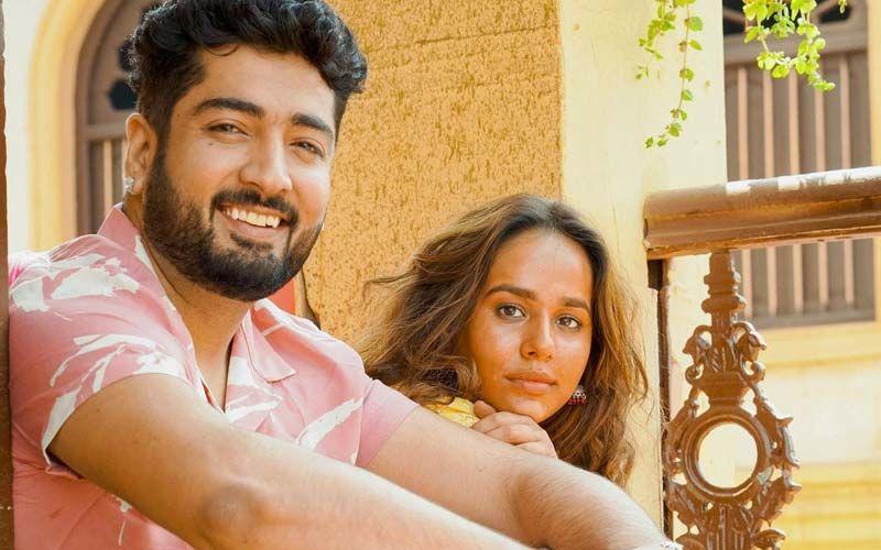 Jaani Shares A Picture With Sunanda Sharma From The Sets Of 'Baarish Ki Jaaye' Featuring Nawazuddin Siddiqui