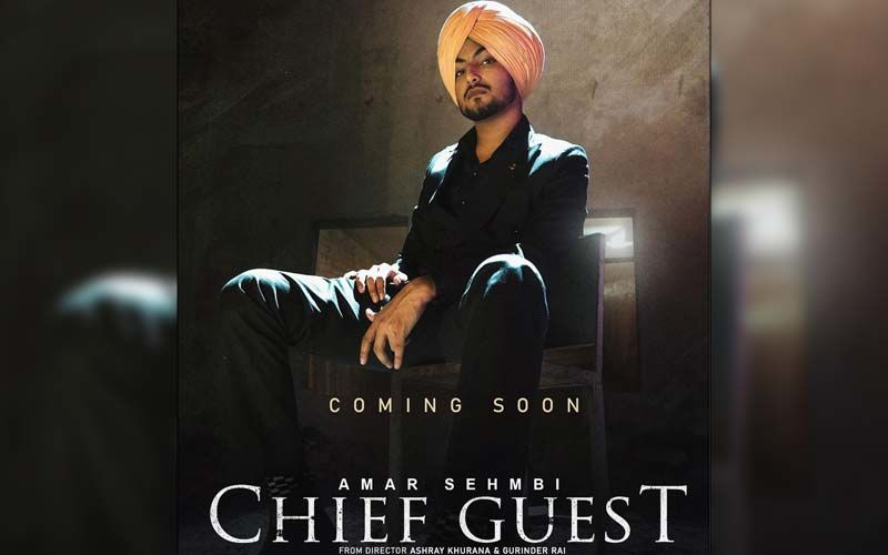 Catch 'Chief Guest' By Amar Sehmbi Exclusive With 9X Tashan