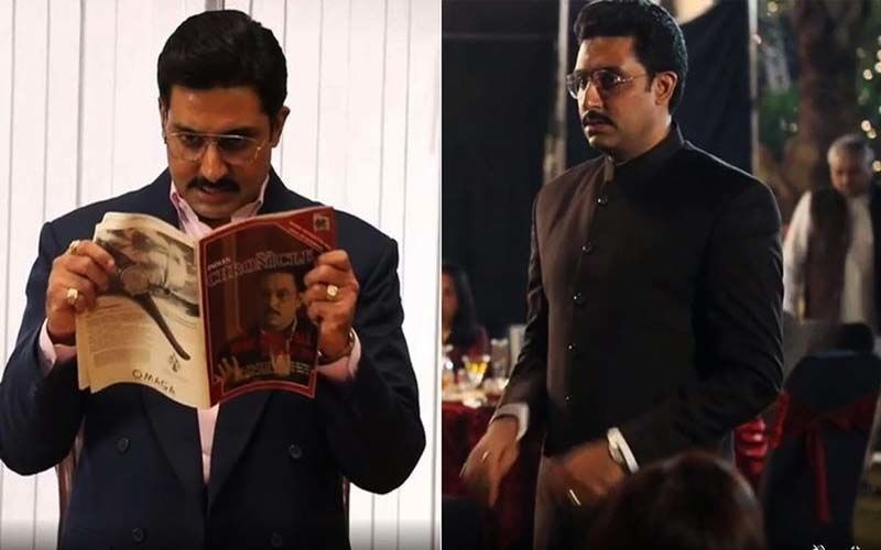 Abhishek Bachchan Takes Us Into The World Of His Next, The Big Bull; Shares BTS Video On His Insta