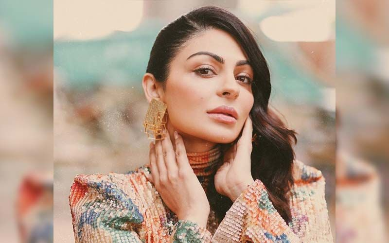 Neeru Bajwa Leaves Us Spellbound In A Gorgeous Bodycon Dress; Shares Pictures On Instagram