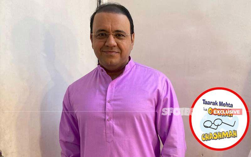 Taarak Mehta Ka Ooltah Chashamah's Mandar Chandwadkar Aka Bhide Tests Negative For COVID-19, Ready To Resume Shoot- EXCLUSIVE