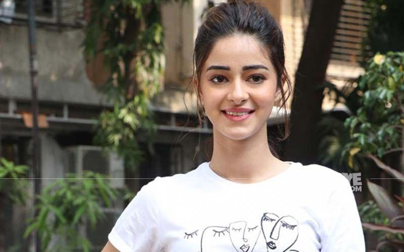 "Ananya Panday Opens Up About Her Battle With Skinny Shaming; Says ""People Used To Say I Look Like A Boy, Flat Screen"""