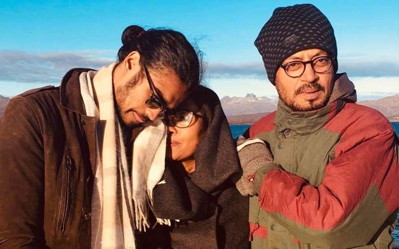 Irrfan Khan's Wife Sutapa Makes A Post To 'Celebrate Sons' As Babil Khan Makes Perfect Arrangements For Her To Isolate At Home; Also Shares His 'Bad Poetry'