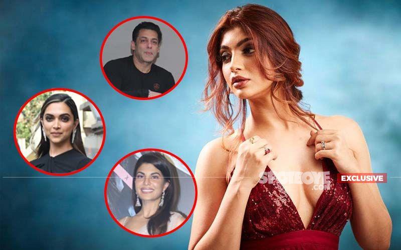 Akanksha Puri's DANGEROUS Rapid Fire: Deepika Padukone, Salman Khan, Jacqueline Fernandez Find Place In Her Answers- EXCLUSIVE VIDEO