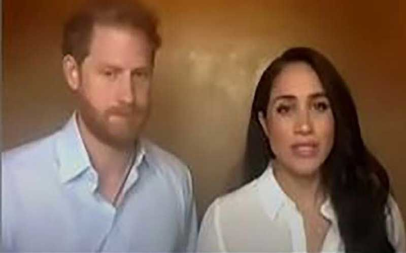 Prince Harry To Attend Grandfather Prince Philip's Funeral Alone; Pregnant Wife Meghan Markle Will Not Accompany Due To  THIS Reason-Deets INSIDE