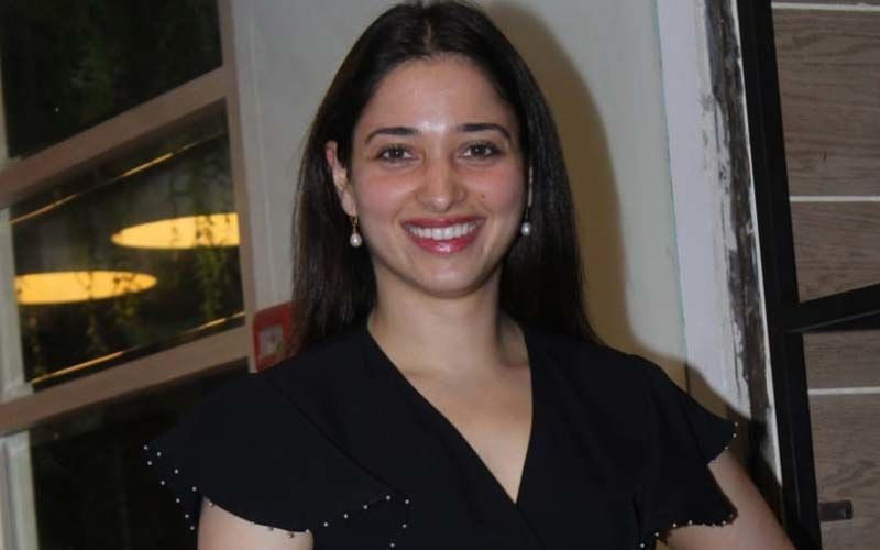 """""""We Are All In This Together"""" Tamannah Bhatia Wishing Fans Safety And Well-Being"""