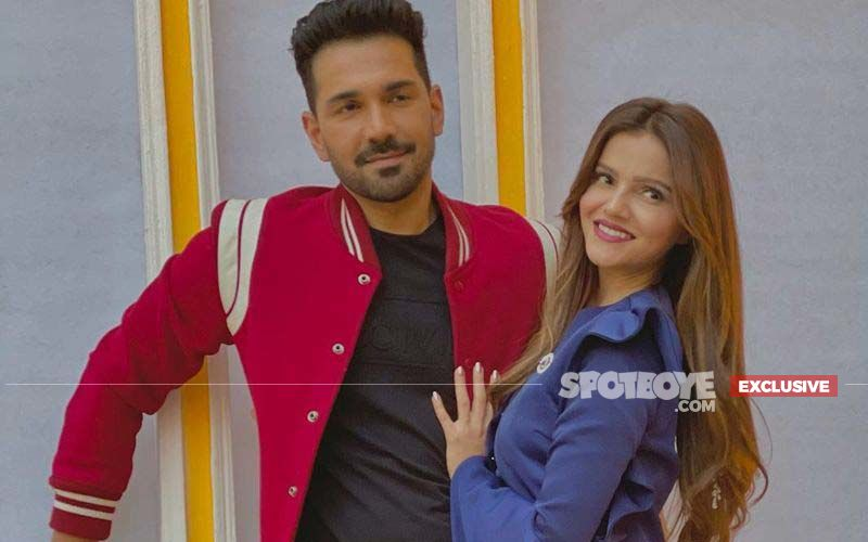 Bigg Boss 14's Abhinav Shukla Disables A Site Sharing Contact Details Of Rubina Dilaik And Other Celebrities- EXCLUSIVE