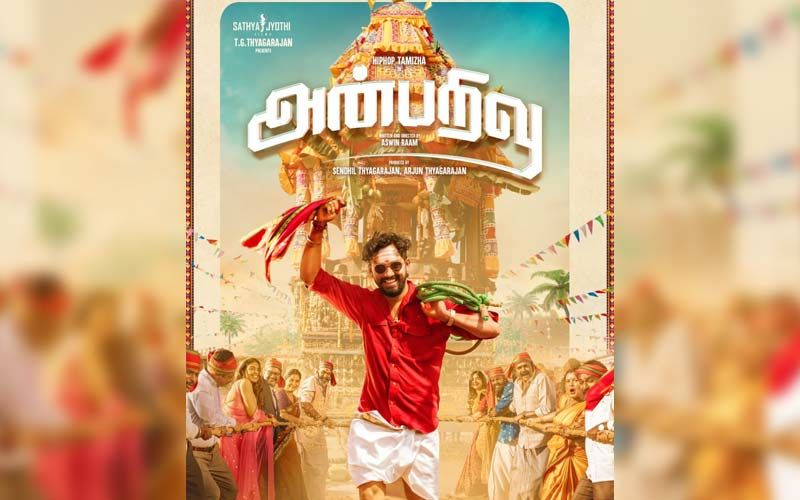 Anbarivu: Hiphop Tamizha Unveils The First Look Of His Upcoming Film On Twitter