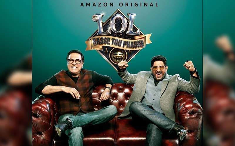 LOL- Hasse Toh Phasse Trailer: Comedians Sunil Grover, Mallika Dua, Cyrus Broacha, Kusha Kapila And Others Unite To Tickle Your Funny Bone