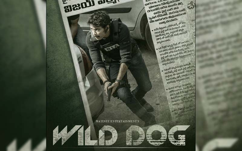 Nagarjuna's Wild Dog Receives Massive Response On The OTT Platform, Netflix. Finds itself among the Top 10 List.