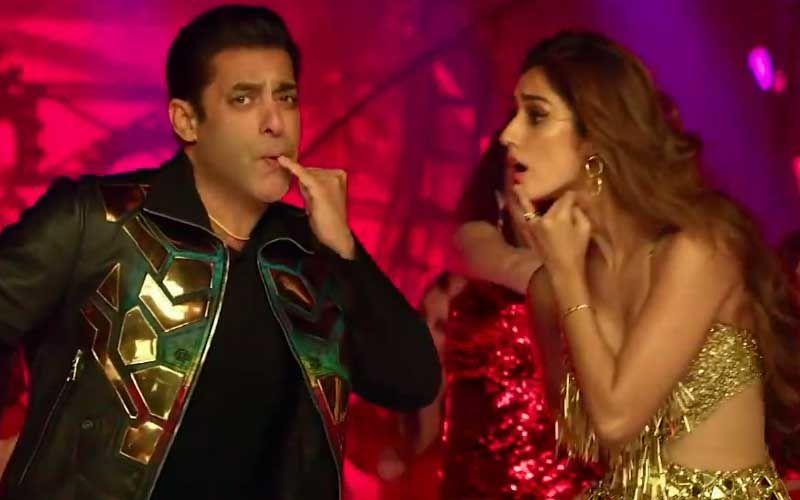 Radhe Song Seeti Maar OUT: Salman Khan And Disha Patani Steal The Show; Khan Praises Allu Arjun's Performance As He Recreates The Hit Track, 'You Are Simply Fantastic'