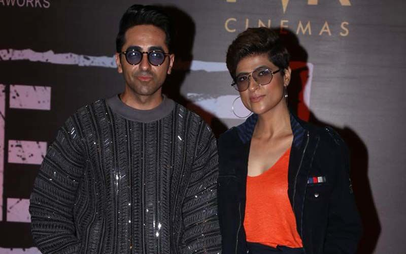 Ayushmann Khurrana And Tahira Kashyap Contribute To MAHA CM's Relief Fund Amid COVID-19 Crisis; 'This Is The Time When We Should Come Together As A Community'
