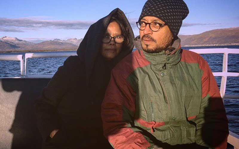 Irrfan Khan's Wife Sutapa Sikdar Reveals She Cried 'Uncontrollably' For Days After 'Pretending To Be Too Strong' Last Year: 'I Just Cried And Cried For Seven-Eight Days'