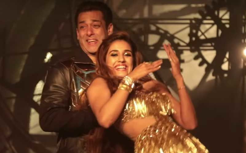 Seeti Maar Song Making: WATCH How Salman Khan-Disha Patani Nailed Their Killer Moves; BTS Video Is All About Rehearsals, Whistles And A Lot Of Fun