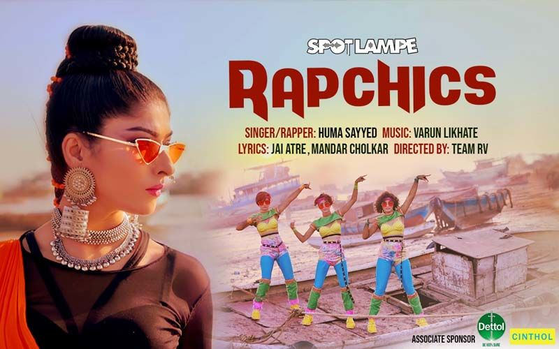 Rapchics Song Out Now: SpotlampE's Marathi Rap Number By Huma Sayyed And Varun Likhate Will Make You Groove – VIDEO