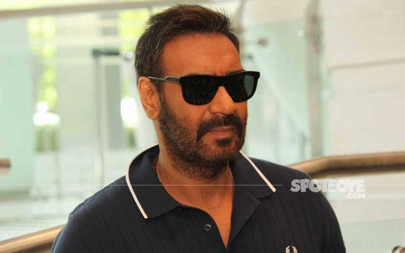 MayDay: Ajay Devgn's Film Crew Members Booked For Violating COVID-19 Rules; Official Reveals 15 People Were Not Following Regulations-REPORT