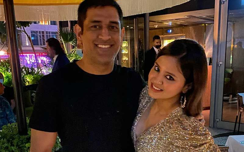 MS Dhoni Launches First Animated Spy Series 'Captain 7'; Cricketer's Wife Sakshi Dhoni Says It's 'A Whole Lot Of Adventure'