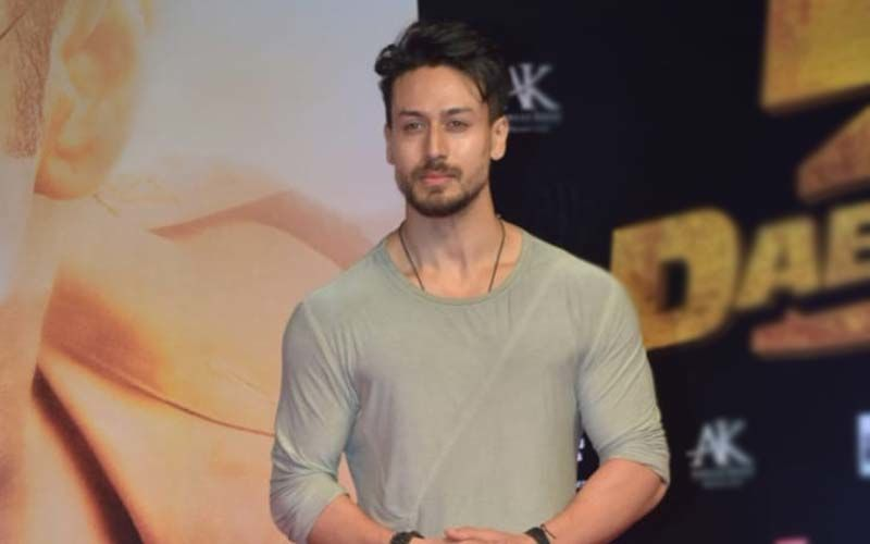 Heropanti 2: Tiger Shroff Wraps The First Schedule; Action Star Looks Handsome In LEAKED Picture From Sets