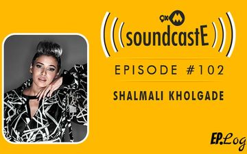 9XM SoundcastE: Episode 102 With Shalmali Kholgade