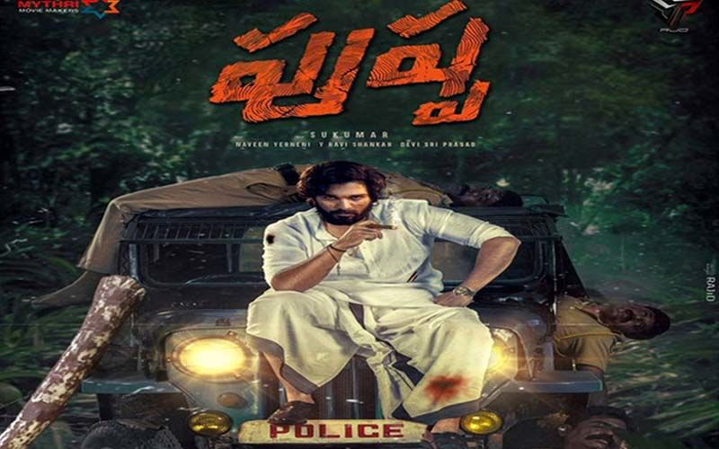 CONFIRMED: Allu Arjun Starrer Pushpa To Release in Two Parts, The Second Part To Release In 2022