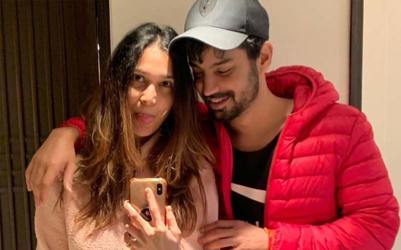 Mahat Raghavendra Shares Adorable Moments With Wife From Their First Baby Shower