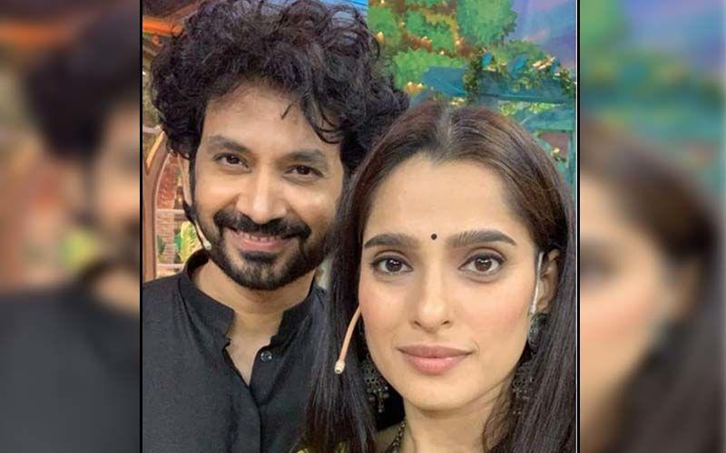 Romantic Marathi Couple Priya Bapat And Umesh Kamat's Chemistry Is Breathtaking In This Photoshoot