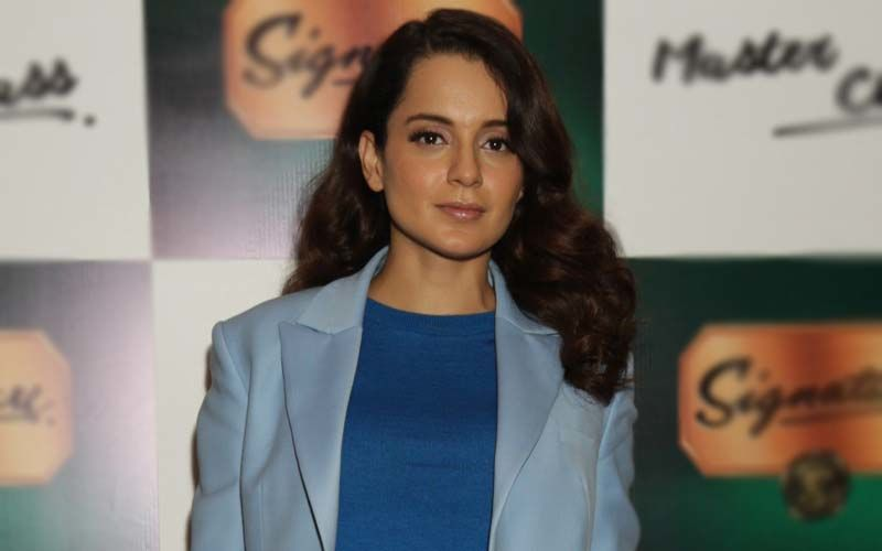 Kangana Ranaut Hits Back At A Troll Saying She Knows Nothing About Israel; 'I'm Mother Of All Fathers, Aukat Mei Reh Kar Baat Karna Aage Se'