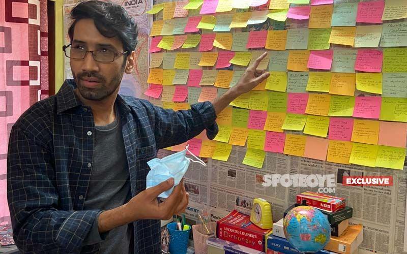 TVF Aspirants Actor Abhilash Thapliyal: 'Entertainment Industry was my Plan B'- EXCLUSIVE