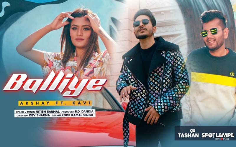 SpotlampE Song Balliye OUT: This High-Octane Punjabi Track By Young Duo Akshay And Kavi Will Get You Grooving