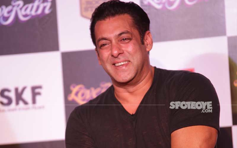 Salman Khan Shares A Pic As First Lot Of 500 Oxygen Concentrators Reach Mumbai; Actor To Give Them For Free Amid COVID-19 Crisis
