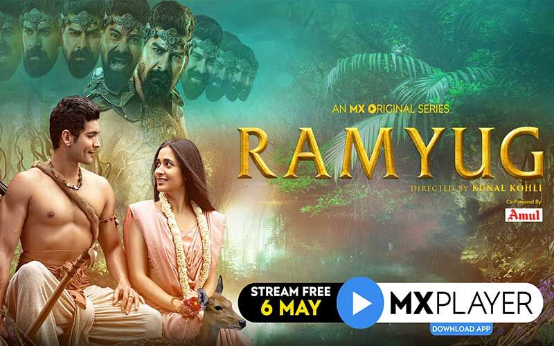 A Triumph Of Size, Scale And Spectacle; Visuals Of MX Original Series Ramyug Have Left Us In Awe - WATCH