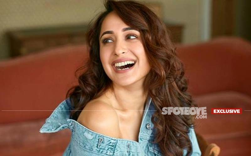 Pragya Jaiswal: 'My Journey Is About To Take A New Turn'-EXCLUSIVE VIDEO
