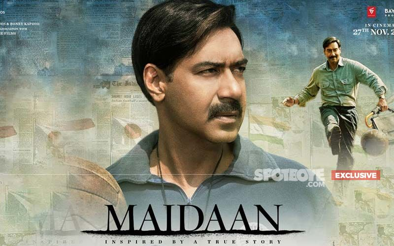 Amit Sharma On Cyclone Tauktae Ravaging The Set Of Ajay Devgn Starrer: 'The Maidaan Set Is Damaged, Our Morale Isn't' - EXCLUSIVE