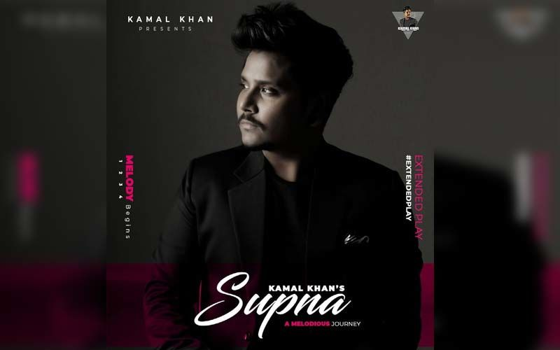 Supna: Kamal Khan Is Ready To Win Hearts With His First-Ever Punjabi Album; Shares The First Look Posters On Insta